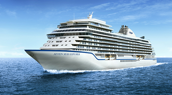 The Brand New Seven Seas Explorer