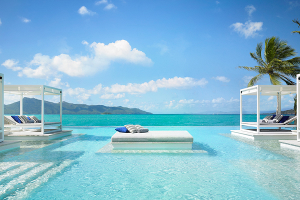 One and Only Hayman Island Pool