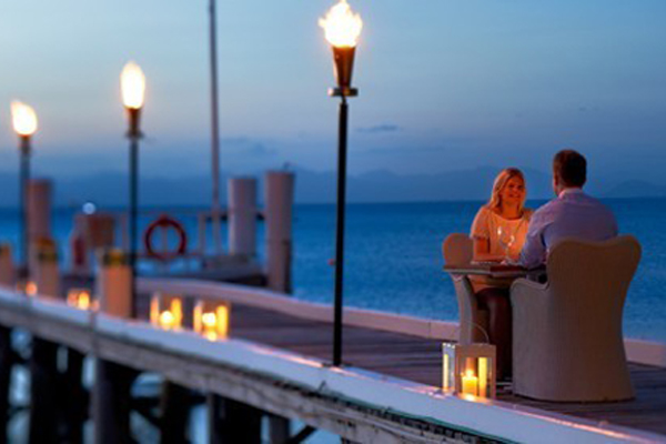 Candlelit Dinner for Two
