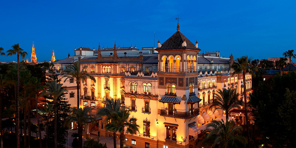 Hotel Alfonso XII in Seville
