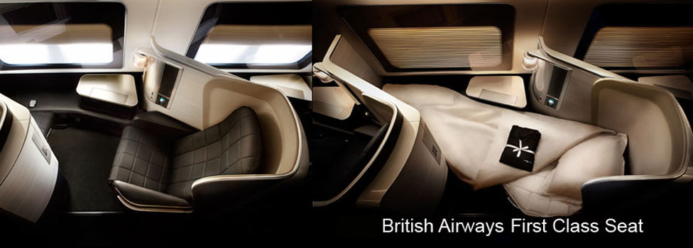 British Airways First Class