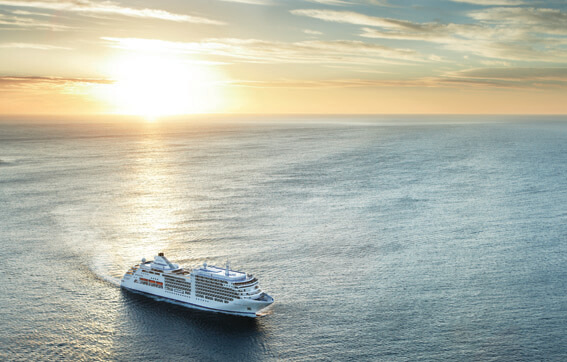 Cruise with Silversea and Save