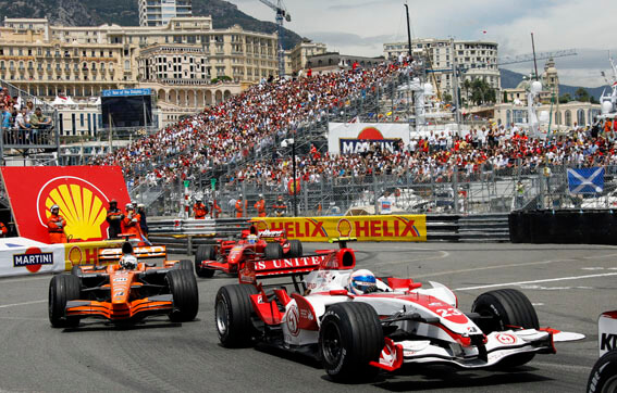 Rev Your Engines for the Monaco Grand Prix