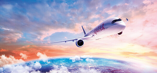 Escape to Europe with Qatar Airways