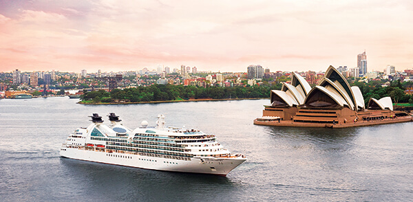 Free Upgrades with Seabourn
