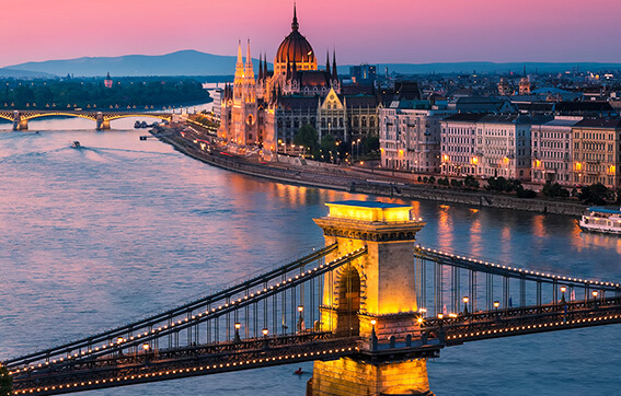 Splendours of Budapest, Vienna and Prague