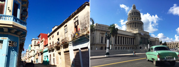 Walk the Picturesque Streets of the Cuban Capital